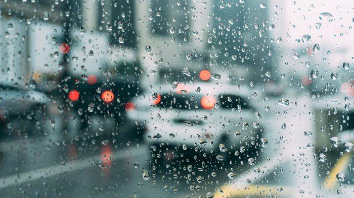 consejos conducción en lluvia Madrid carapp
