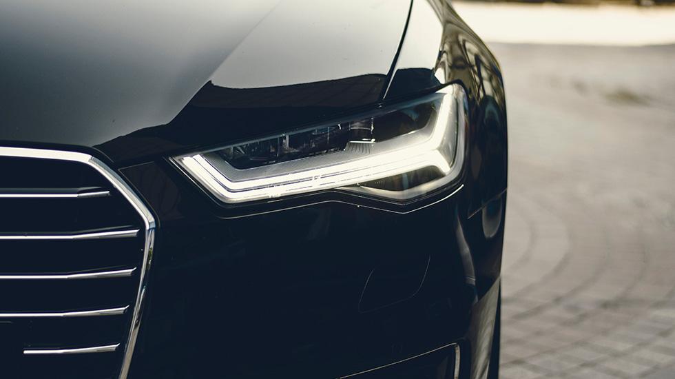 Las luces del coche - carapp