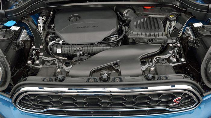 El motor del coche - carapp madrid